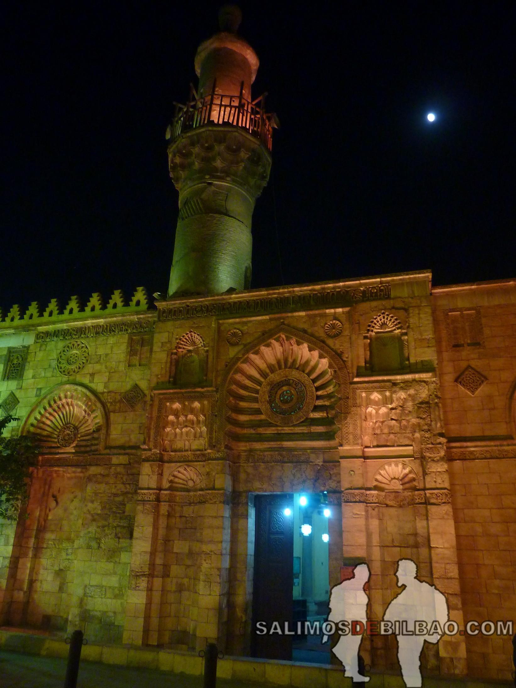 0052. Mezquita, zona antigua, Cairo