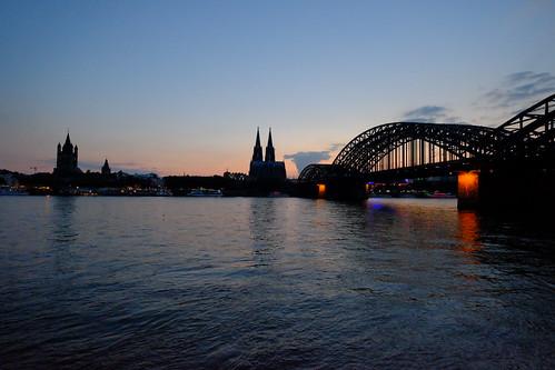 FXT15120 - Colonia y el Rin - Cologne and Rhine