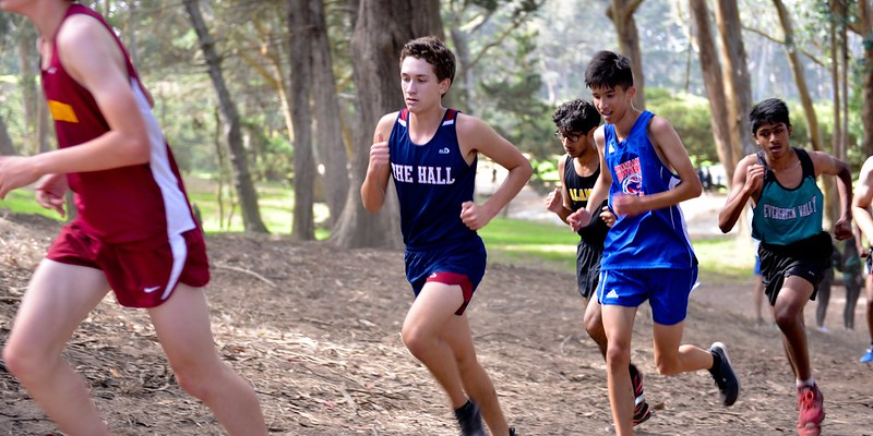 Cross Country Lowell Invitational, Sept. 8, 2018