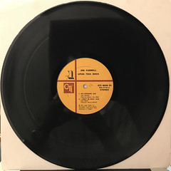 JOE FARRELL:UPON THIS ROCK(RECORD SIDE-A)