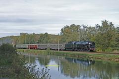 241 P 17 Train Belfort-Le Creusot à Colombier-Fontaine