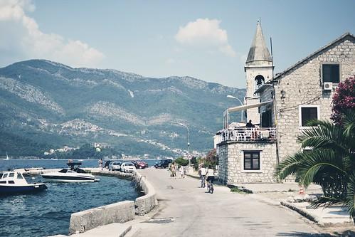 Donja Lastva, Montenegro