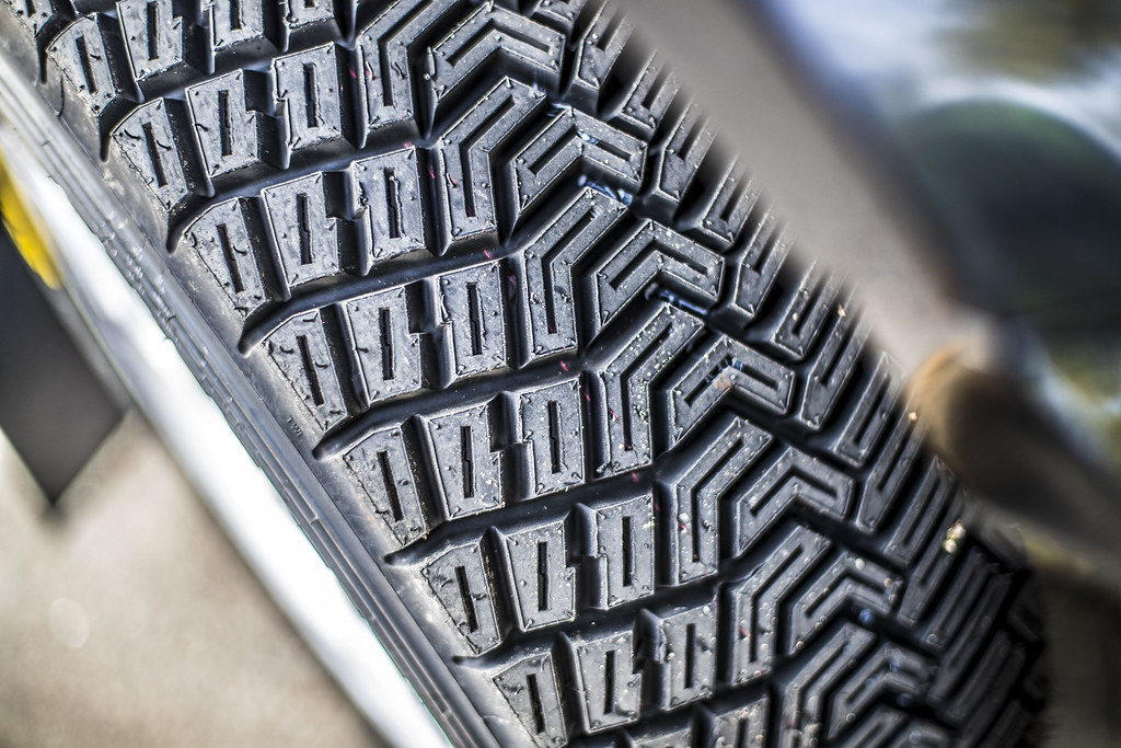 pneus, tyres tyre during the 2018 European Rally Championship PZM Rally Poland at Mikolajki from September  21 to 23 - Photo Gregory Lenormand / DPPI