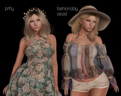 Hair Fair 2018 - pr!tty, fashionably dead