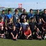 U11/13 Summercamp 2018