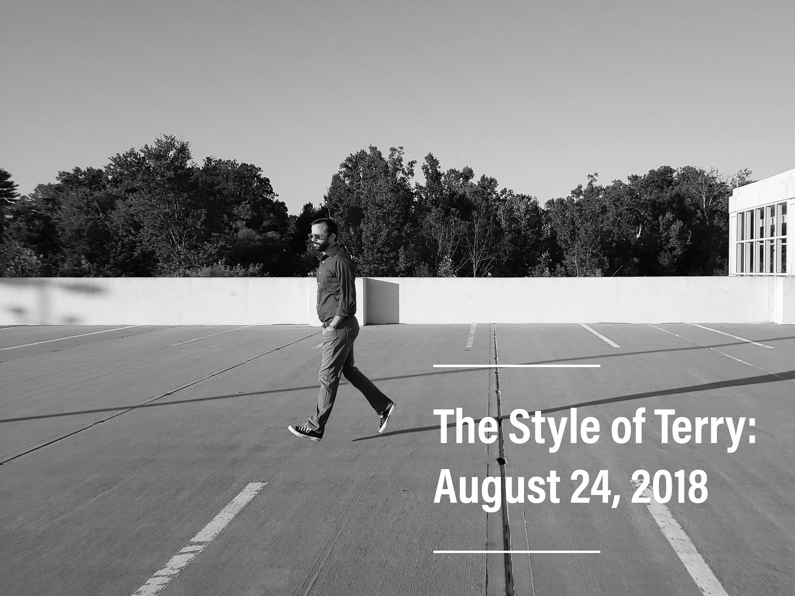 The Style of Terry: 8.24.18