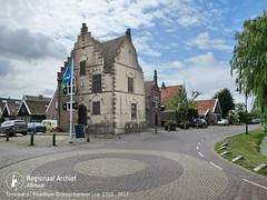 Raadhuis Grootschermer 1910 - 2017