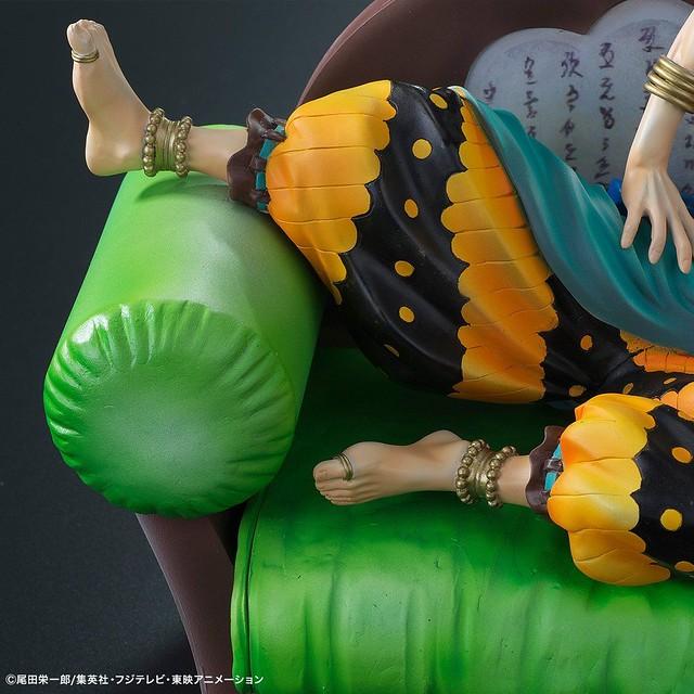 「我是神啊......!」《ARCHIVE COLLECTIONS系列》雷神 艾涅爾 !ワンピースアーカイブコレクション エネル