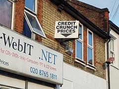 Credit Crunch Prices