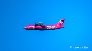 ATR 42-600 F-WWLC Msn: 1403 Silver Airways Flight test 1,2,and 3.
