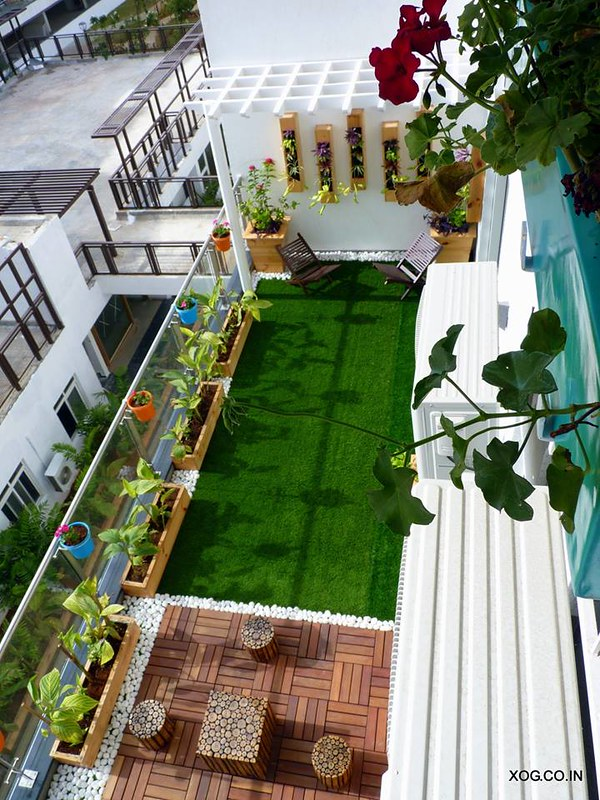 Looking for a customized garden installation for your  balcony, terrace, or backyard? Check out Xanadu.