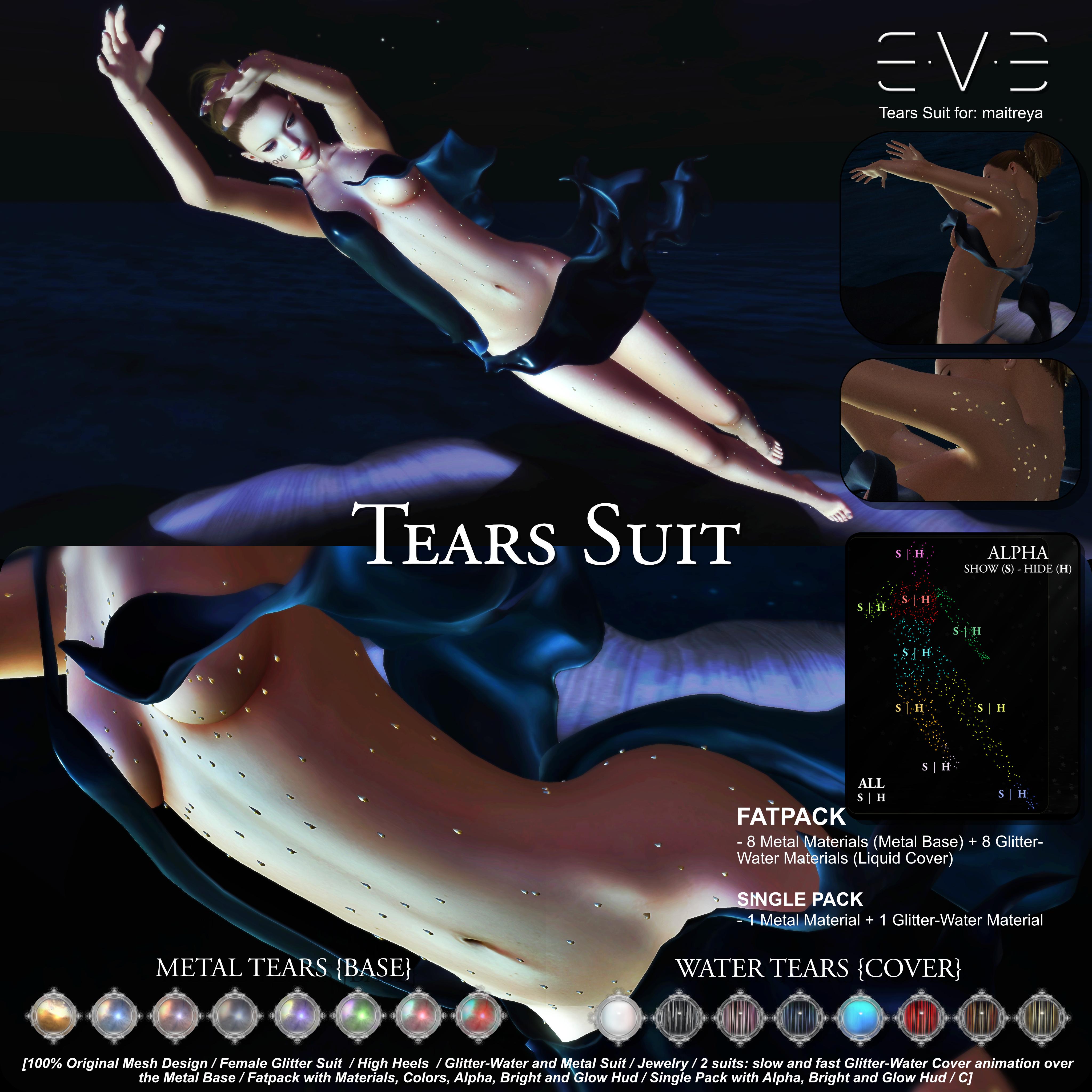 E.V.E Tears Suit