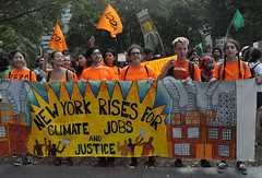 Rise for Climate Justice