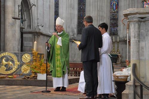 Messe de rentrée 2018