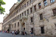 Nürnberg - Nürnberger Rathaus