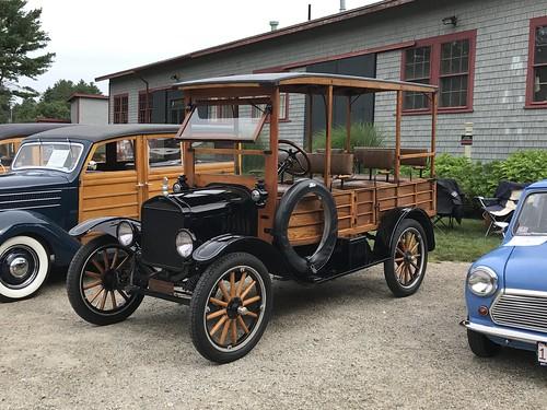 Model T Woodie
