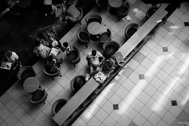 the cafe, Fujifilm X-E3, XF27mmF2.8