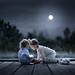 Warm summer night by iwona_podlasinska
