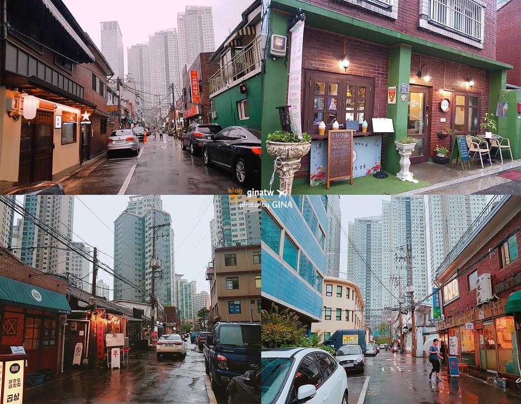 【韓國烤腸】首爾熱情島|好吃又好拍的街道(線上買餐卷比較便宜)+逛首爾站樂天超市篇 @GINA環球旅行生活
