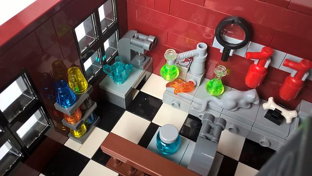 Public School Science Lab