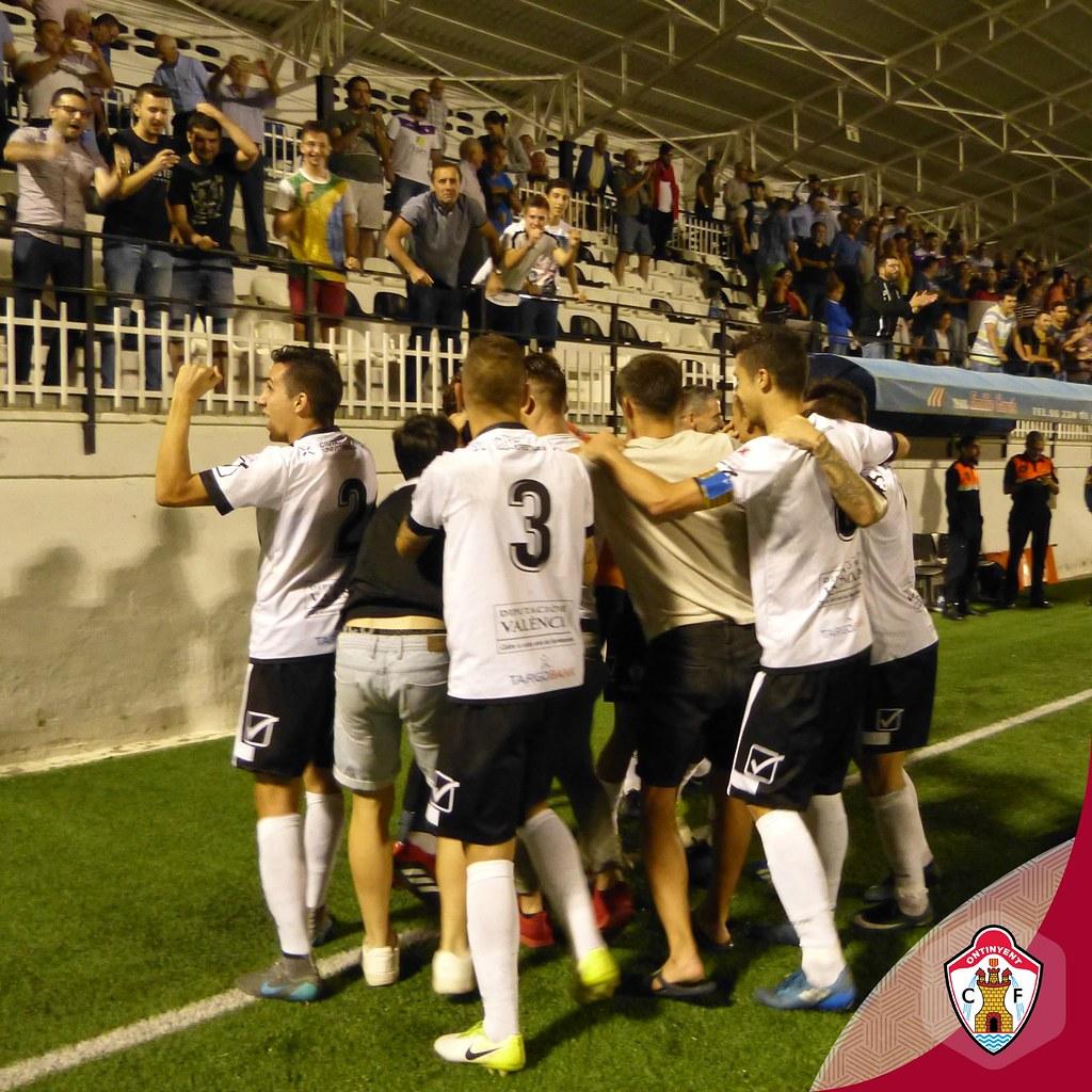 Ontinyent CF 1 (6) - Real Jaén CF 1 (5) - Copa del Rei - 1819
