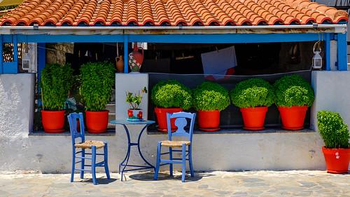 Kardamyla Village, Chios Island, Greece