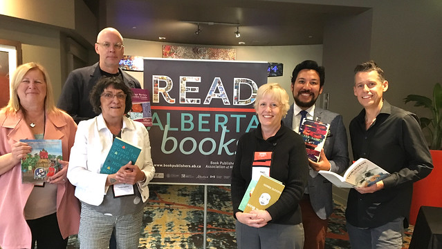 A new chapter for Alberta's book publishers