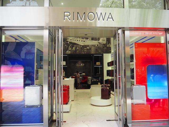 P7078852 リモワ(RIMOWA) hawaii ハワイ アメリカ限定色 パールローズ スーツケース ひめごと