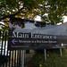 Birmingham Museum Collections Centre - sign - Main Entrance