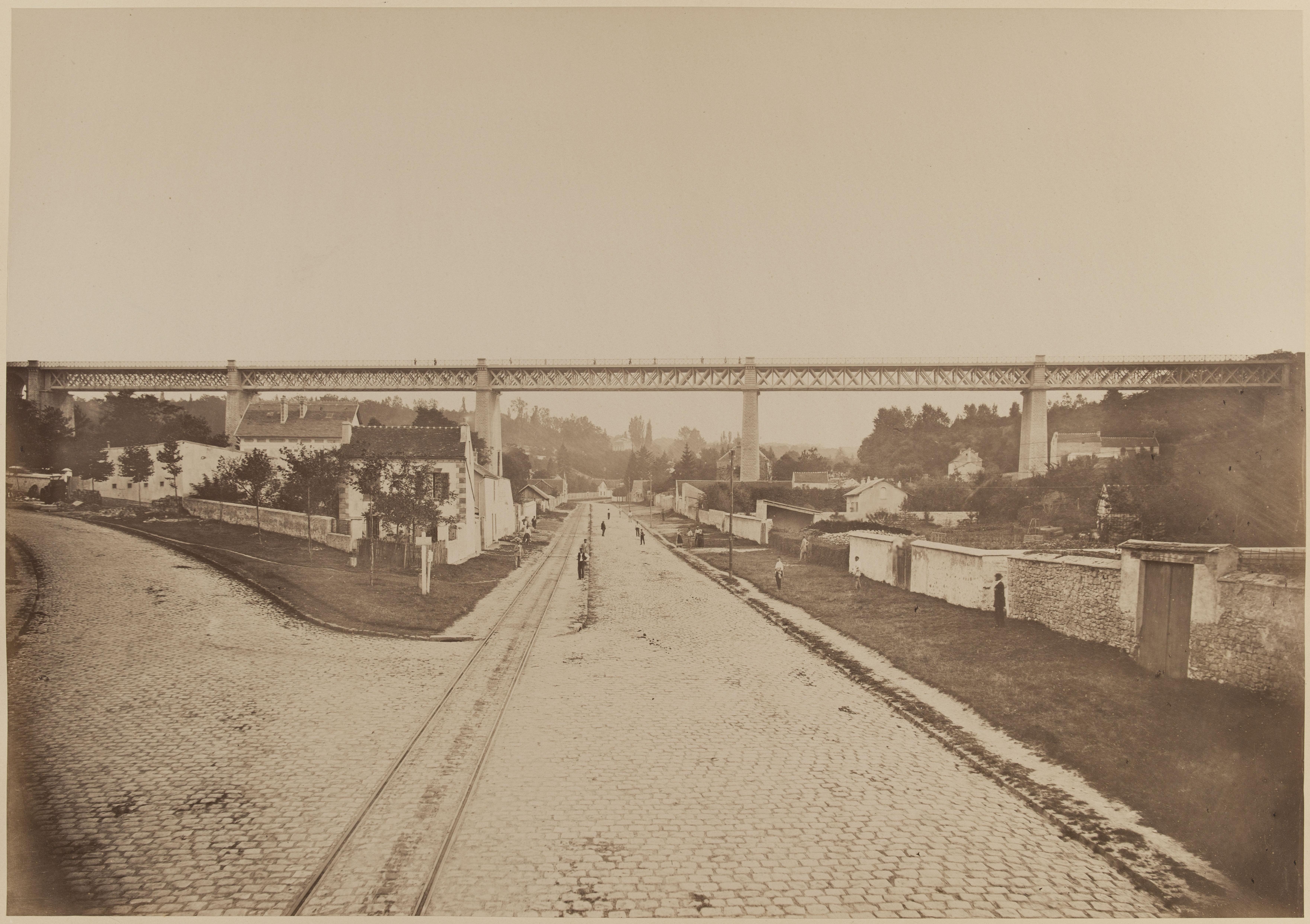 2. Виадук Марли. Вид с Национальной дороги № 184