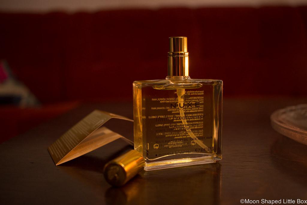 Nuxe, kauneusöljy, öljy vartalolle ja kasvoille, kauneusöljy, Nuxe dry oil, Nuxe Huile Prodigieuse