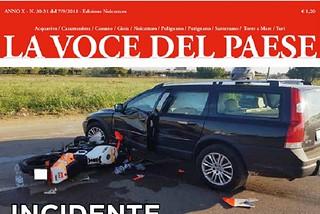 Noicattaro. copertina 30-31 front