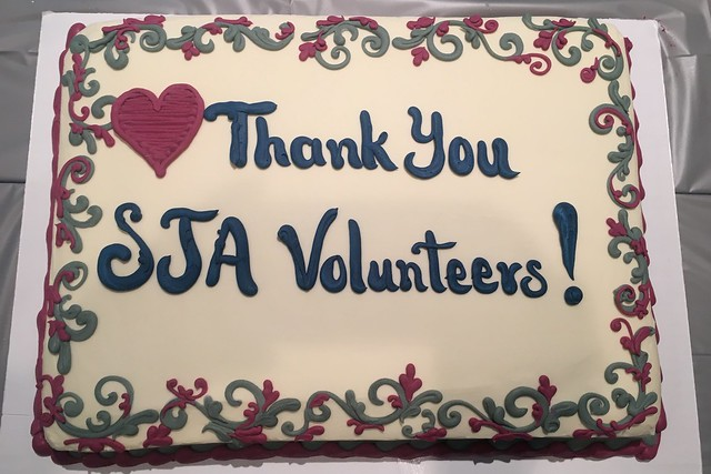 Volunteer Appreciation Reception 2018