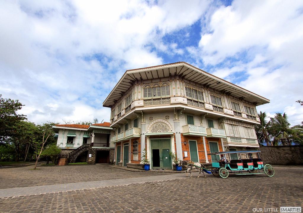 Casa Bizantina Las Casas Filipinas de Acuzar