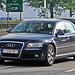 Audi A8 D3 - 1-CSO-971 - Belgium