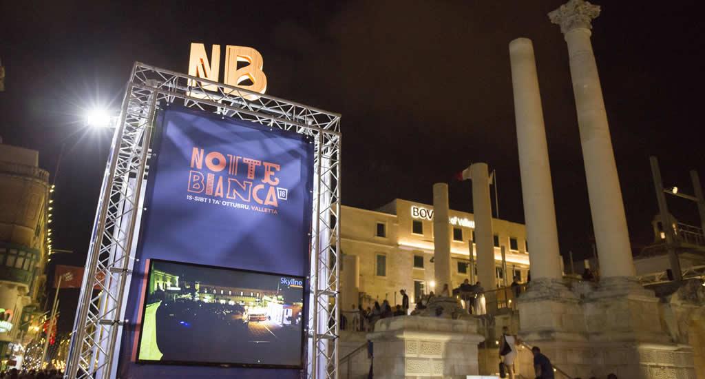 Festivals Malta: Notte Bianca, museumnacht op Malta | Malta & Gozo