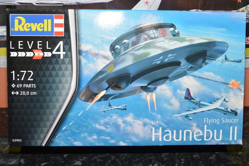 Haunebu Ii Flying Saucer 172 03903 Revellations