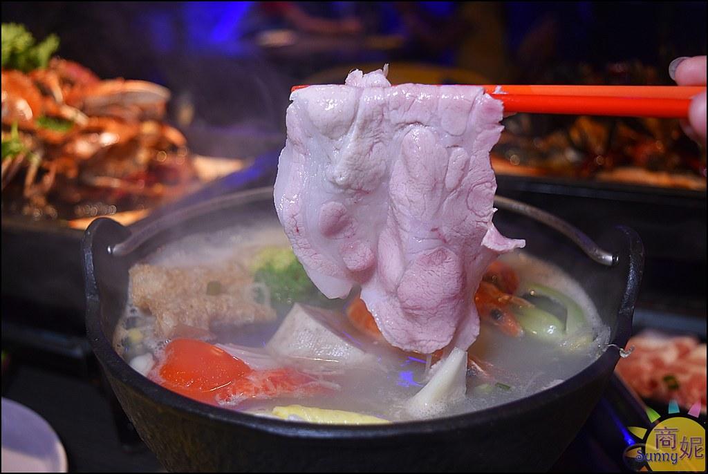 水貨螃蟹烤魚26