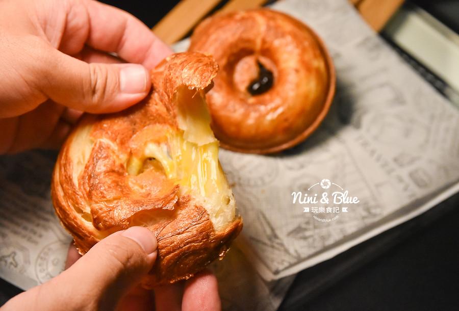 啡嚐丹麥 一中街美食 甜甜圈 小吃11