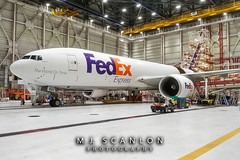 N882FD FedEx | Boeing 777-F28 | Memphis International Airport