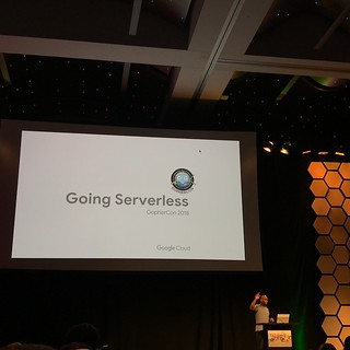GopherCon 2018 Going Serverless