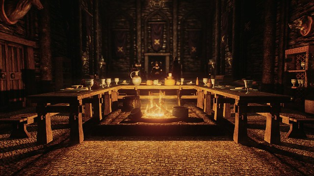 A Hall Fit for a Jarl