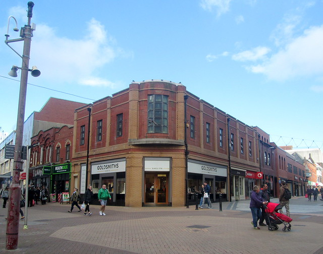 Modern Art Deco in Blackpool