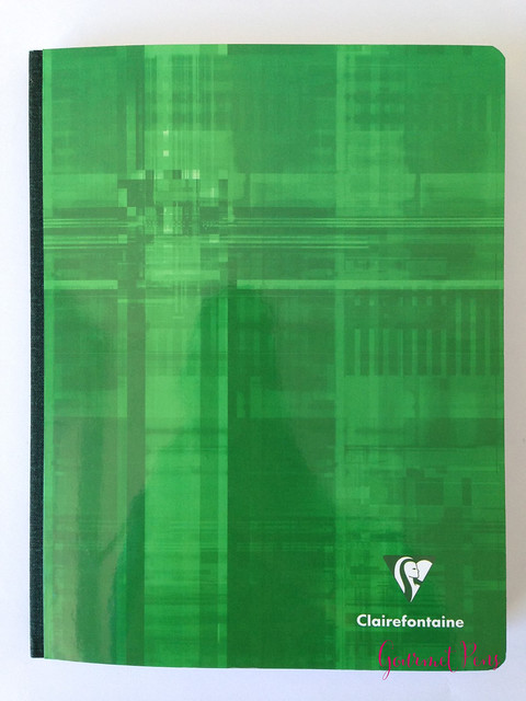 Clairefontaine Seyes Ruling Notebook @exaclair @exaclairlimited 1