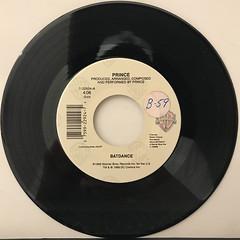 PRINCE:BATDANCE(RECORD SIDE-A)