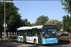 Heuliez Bus GX  127 L - Keolis Montluçon / Maelis n°75