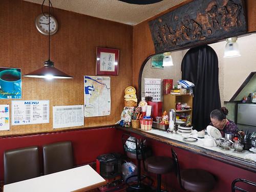 喫茶ラック・店内2