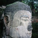 Leshan Giant Buddha: head