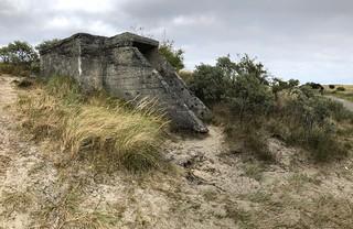 The Bunker... on Borkum Island