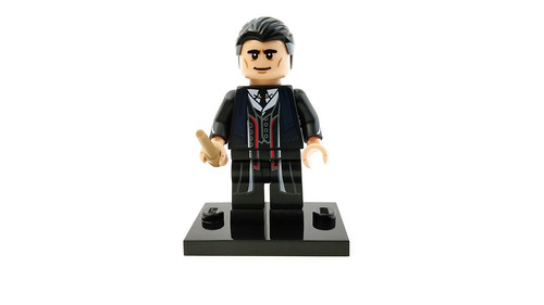 LEGO Harry Potter and Fantastic Beasts Collectible Minifigures (71022) - Percival Graves
